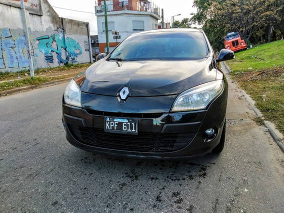 Renault Megane Iii Luxe Ant $385000 Y Cuot Automotores Yami