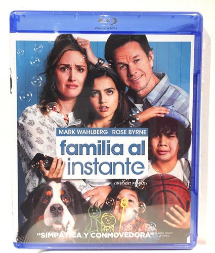 Familia Al Instante  Bluray Nuevo Original