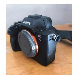 Câmera Sony Alpha A7 Ii Mirrorless Com Sensor Full-frame