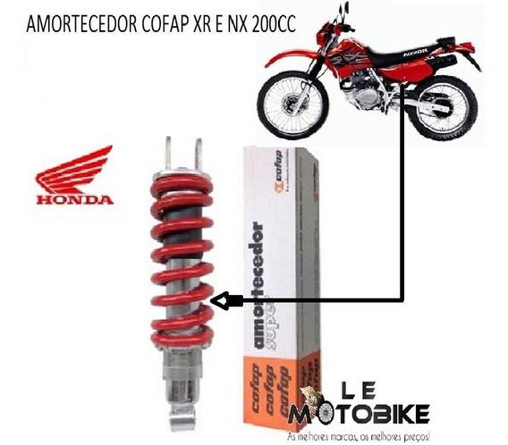 Amortecedor Pro Link Xr 200 Nx 200 93/02 Cofap C/regulagem
