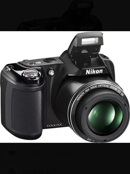 Câmera Semi Profissional Nikon L810
