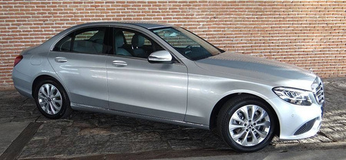 Imagem 1 de 10 de Mercedes-benz C 180 1.6 Cgi Gasolina Avantgarde 9g-tronic