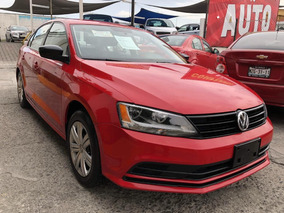 Volkswagen Jetta 2015 4p Cl L4 2.0 Aut