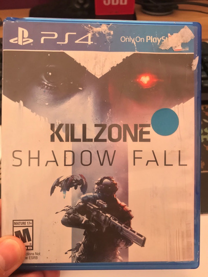 Killzone: Shadow Fall - Ps4 - Mídia Física - Usado