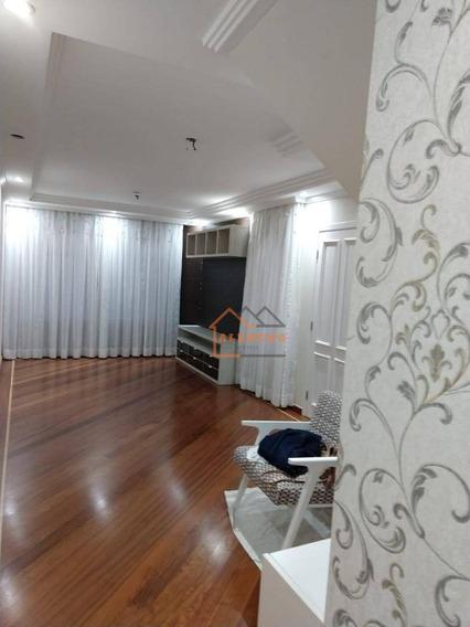 Sobrado Com 3 Dormitórios À Venda Por R$ 800.000,00 - Jardim Vila Formosa - São Paulo/sp - So0137