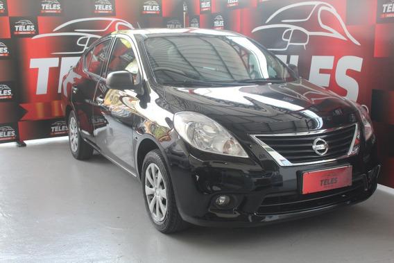 Nissan- Versa S 1.6 16v Flexfuel
