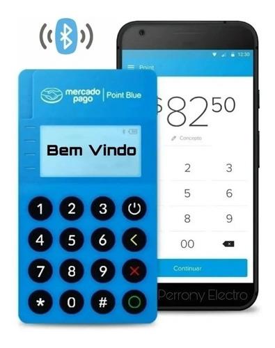 Imagem 1 de 8 de Maquina De Cartão - Point Mini Do Mercado Pago - Nova Me30s