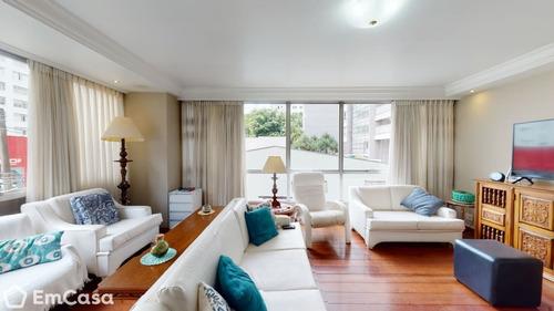 Imagem 1 de 10 de Apartamento À Venda Em São Paulo - 18290