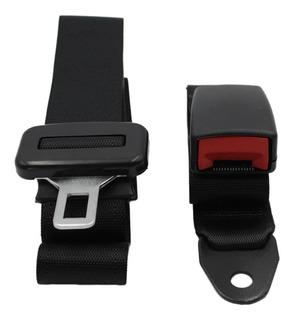 Pack De 10 Cinturones Seguridad 2 Puntas//estandar