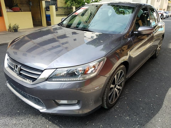 Vendo Honda Accord 2014 Inicial 200,000 Financiamiento Dispo