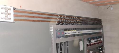 Imagem 1 de 3 de Serviço De Elétrica Por Metro Quadrado
