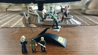 Lote Skiff Action Fleet Star Wars