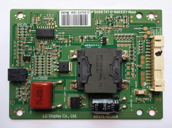 Placa Driver Led Tv Panasonic Mod Tc-l32b6b