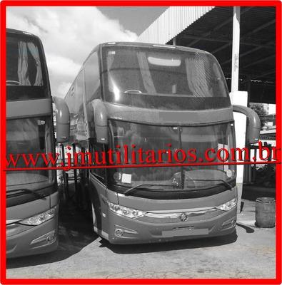 Paradiso Dd 1800 G7 Ano 2012 Scania K420 54l Ar Wc Jm Cod.22