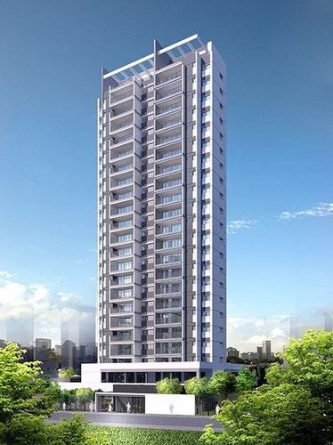 Imagem 1 de 8 de Apartamento À Venda No Bairro Aclimação - São Paulo/sp - O-1552-5845