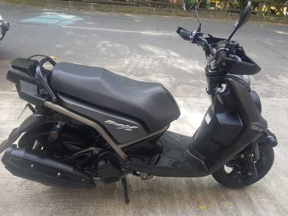 Yamaha Bws X 125.