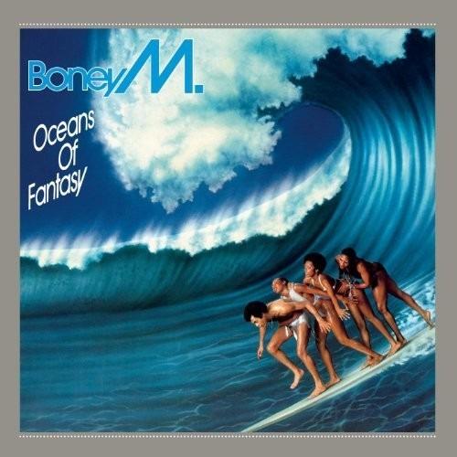Vinilo Boney M Oceans Of Fantasy Lp