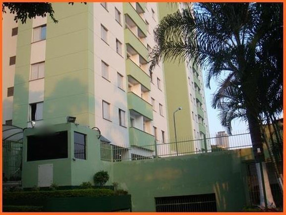 Lindo Apartamento Excelente Localização Em Santo André
