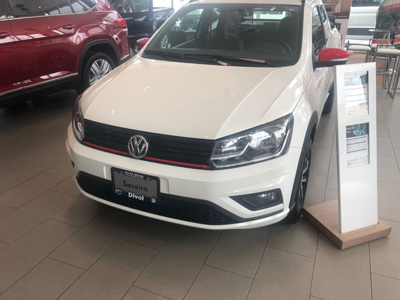 Volkswagen Saveiro Pepper Doble Cabina 2020
