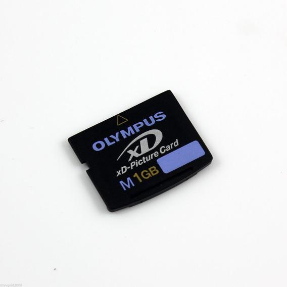 Memoria Sandisk Xd Olympus 1 Gb Nueva En Blíster Original