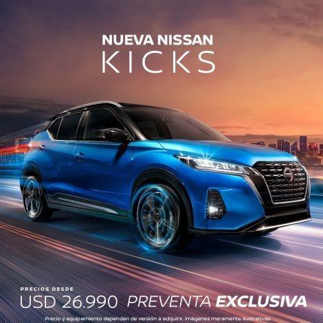 Nissan Kicks 1.6 2021 0km