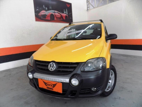 Volkswagen Crossfox Crossfox 1.6 8v Manual