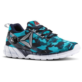 timeless design e5bc4 92e4f Reebok Zapatilla Running Mujer Zpump Fusion 2.5 Stripes