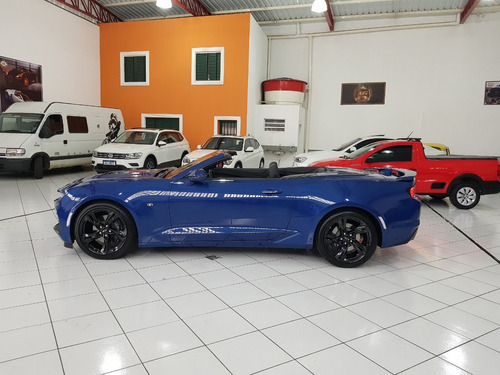Chevrolet Camaro Ss Conversível V8 6.2 2020 Apenas 713kms