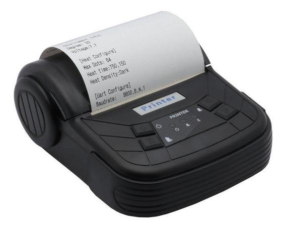 Mini Impressora Portatil Bluetooth Termica 80mm Android Nf