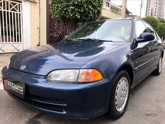 Honda Civic 1.6 Ex 16v Gasolina 4p Automatico