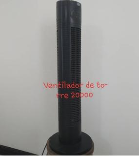 Ventilador De Torre Usado