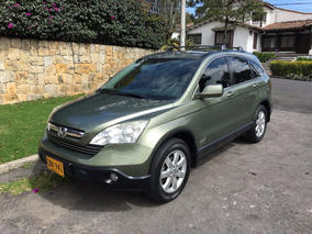 Honda Cr-v Exl Full Equipo Version Top