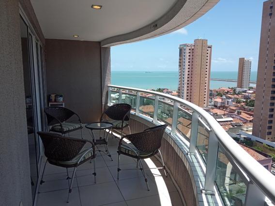 Apartamento 1 Quarto, A 450 Metros Da Praia De Iracema