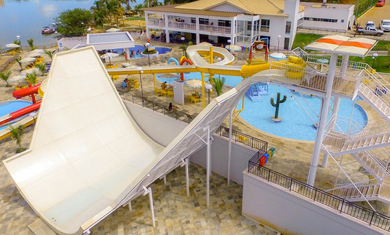 Aluguel Resort Do Lago Em Caldas Novas - Go