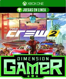 The Crew 2 Standard Edition Xbox One N Codigo