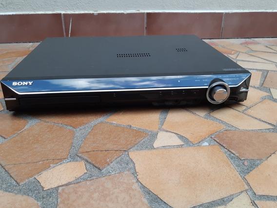 Dvd Home Theater Sony Dav Fz900km Não Sai Som P/ Conserto