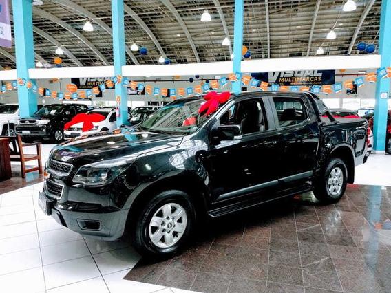 Chevrolet S10 Pick-up Lt 2.8tdi 4x4 Cd Diesel 2015