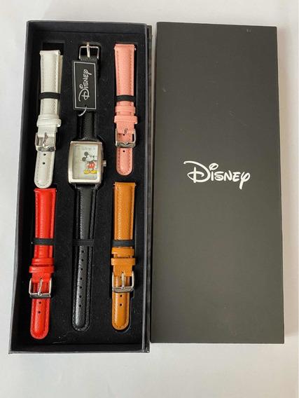 Reloj Disney Mickey Original