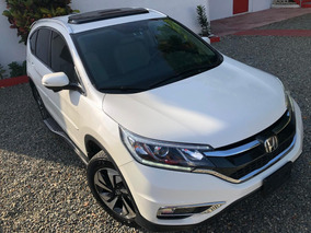 Honda Cr-v Touring 2016 Como Nueva