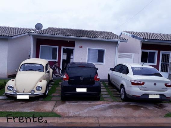 Casa Em Vila Das Tulipas, Holambra/sp De 55m² 2 Quartos À Venda Por R$ 270.000,00 - Ca463871