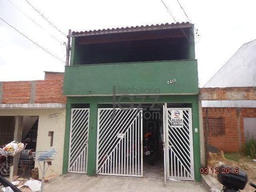 Casa Com 3 Dormitórios À Venda, 210 M² Por R$ 260.000,00 - Jardim Morada Do Sol - Indaiatuba/sp - Ca6617