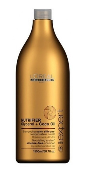 Loreal Shampoo Nutrifier Glycerol + Coco Oil 1500ml