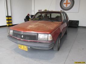 Renault R18 Ts Mt 1400cc Pc