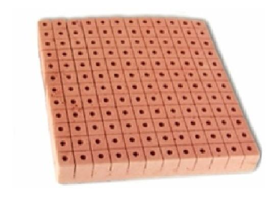 Espuma Hidropónica 169 Cubos Y 50 Canastillas De 2 Pulgadas