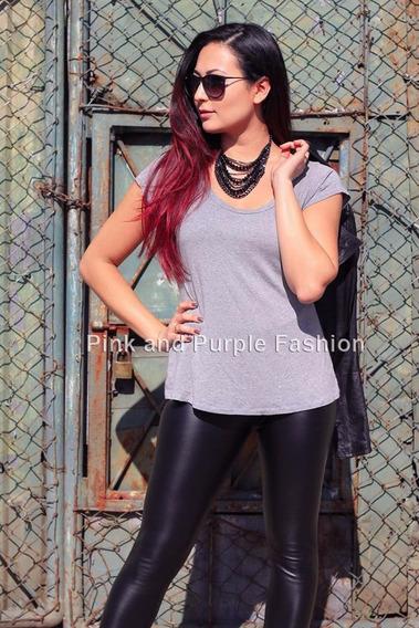 Camiseta Feminina Tee T Shirt Malha Viscolycra Black Friday
