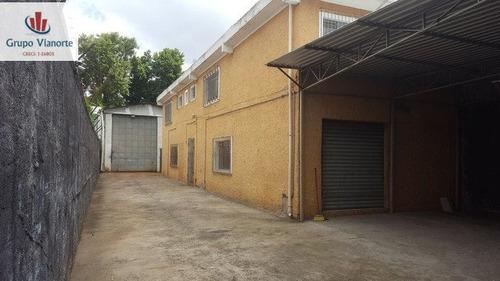 Galpão/pavilhão Para Alugar No Bairro Vila Celeste Em São - P0170-2