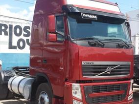 Volvo Fh440 6x2 11/11 Globetrotter Único Dono