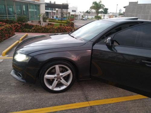 Audi A4 1.8 T Trendy Plus Multitronic Cvt 2012