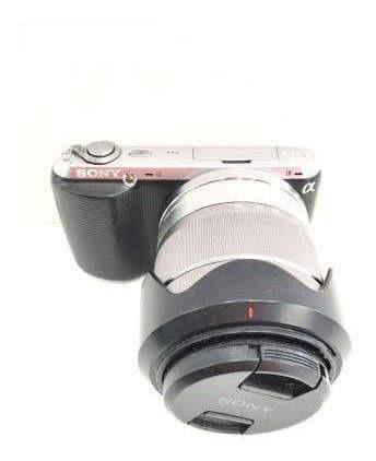 Camara Sony Nex C 3 Semi Profesional