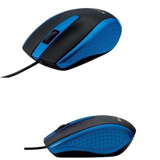 Mouse Óptico Usb Alambrico Verbatim Bravo Para Pc O Laptop